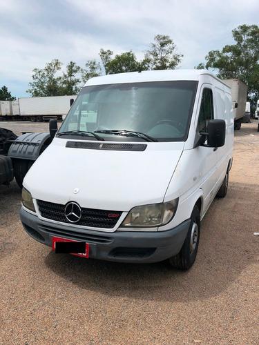 sprinter 313 2.2 camionete  r$ 44990 financia com restrição