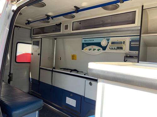 sprinter 313 ambulancia 2008 financio e aceito trocas