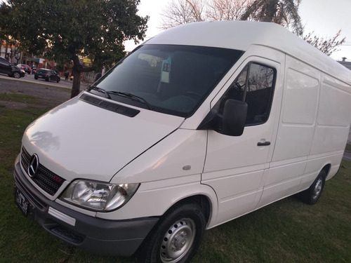 sprinter 313 larga y alta impecable!!!!!!!!!!!!!!!!!!