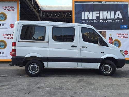 sprinter 411 cdi furgon vidriado con asientos 11+1