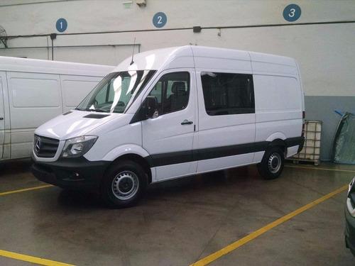 sprinter 411 street furgon 0km - 415/515  mixta  consulte!!!