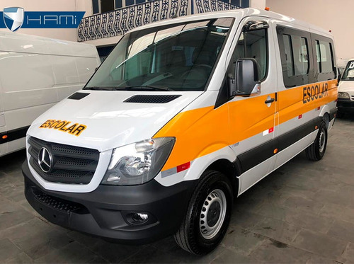sprinter 415 2.2 furgao curto t.b. 2019 mercedes-benz
