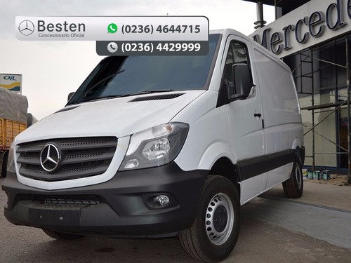 sprinter 415 furgon 3665 tn financiado