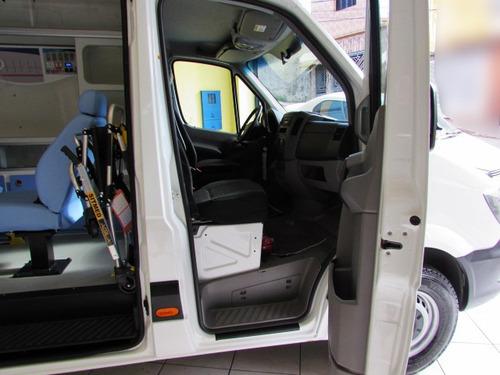 sprinter ambulância uti 2019