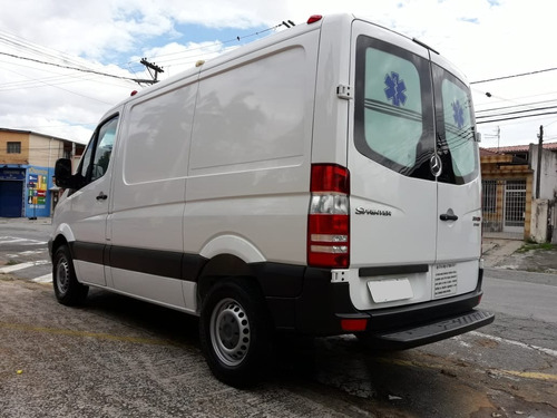 sprinter cdi 311 2012 ambulância (raridade)