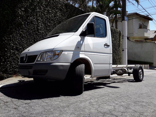 sprinter cdi 311 street chassis ano 2010