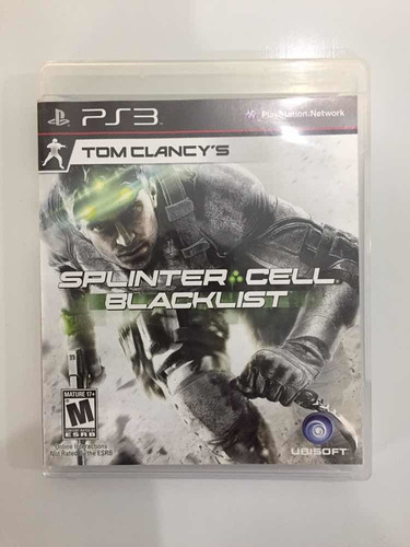 sprinter cell blacklist ps3