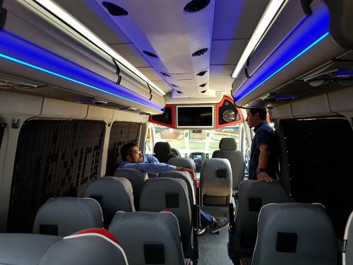 sprinter crafter transit nissan chevrolet pasajeros van auto