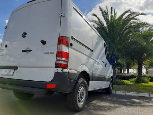 sprinter furgão 415 ano 2019/2019 ( van furgão ) baú furgão