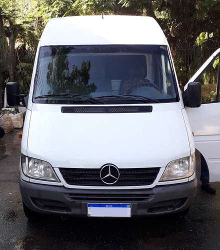 sprinter furgão mercedes-benz