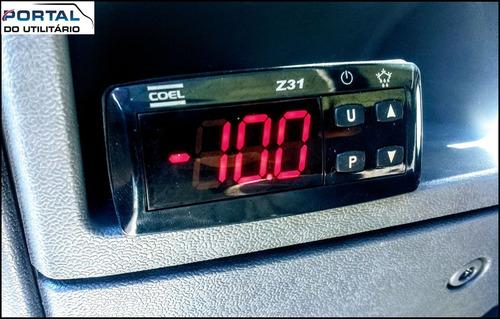 sprinter refrigerada - 2008 - furgão pra - 10° graus c !!