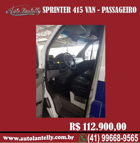 sprinter van mercedes-benz