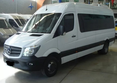 sprinter van mercedes benz