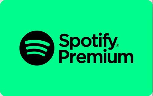 sptify premium 6/12 month / original / garantía