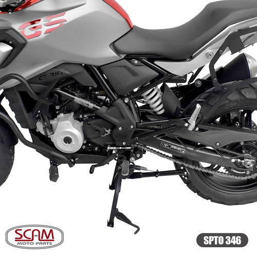 spto346 scam cavalete central bmw g310gs 2018+