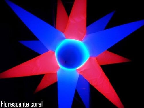 sputnik estrela neon,novidade,dj,festa,decoração,carnaval