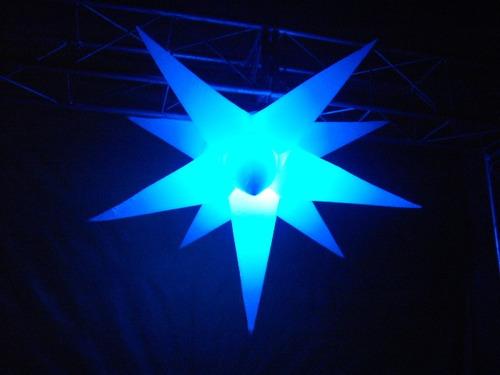 sputnik estrela,novidade,,decoracao,pisca,luz