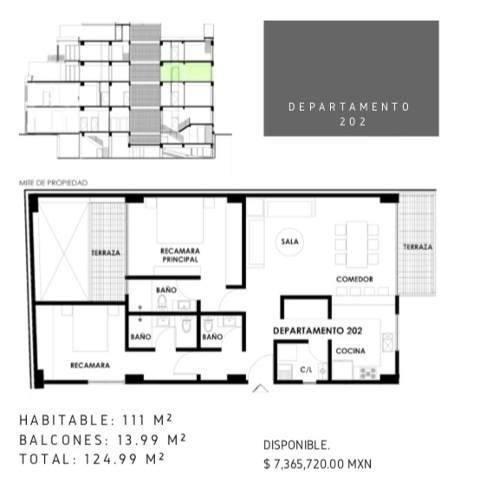 spv pent house en venta en colonia roma norte