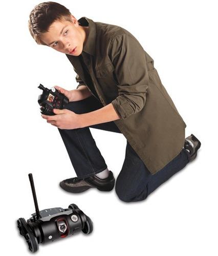 spy gear spy video trakr - video espía