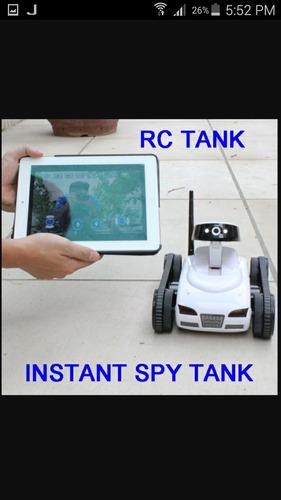 spy tank wifi