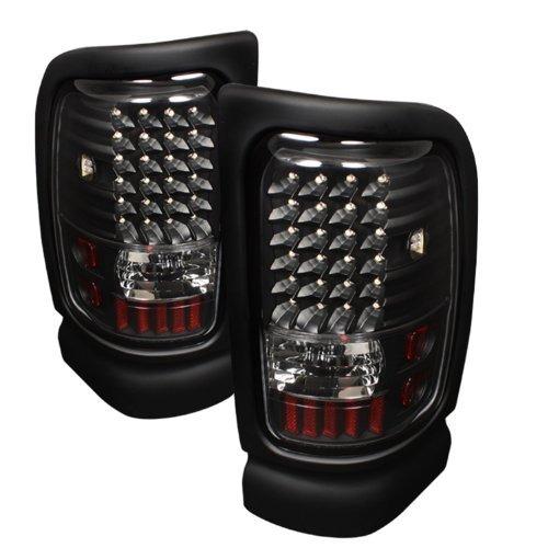 spyder auto alt-on-dram94- led - bk esquivar ram 1500/2500/3