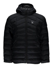Spyder Campera Hoody Synthetic Down Hombre