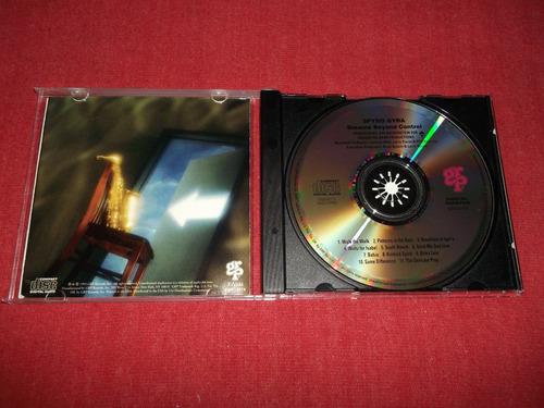 spyro gyra - dreams beyond control cd imp ed 1993 mdisk