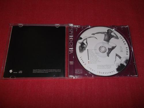 spyro gyra - love & other obsessions cd imp ed 1995 mdisk