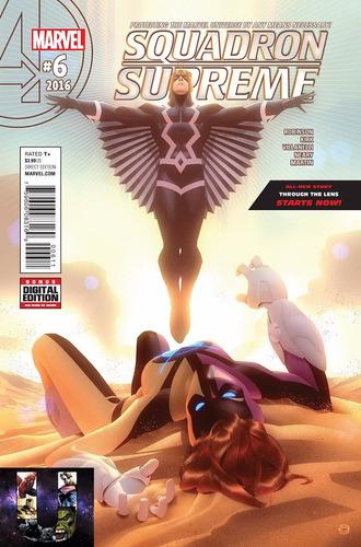 squadron supreme vol 4 - comics digitales - español