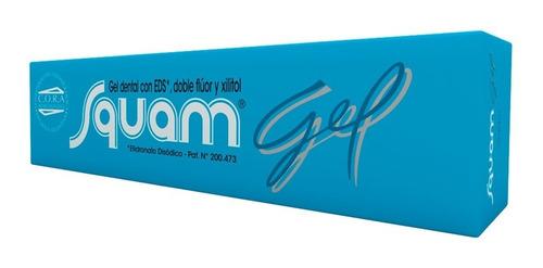 squam - gel dental x 105 gr