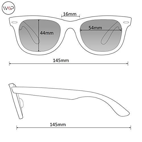 square mate sunglasses clásico 80s vintage estilo design