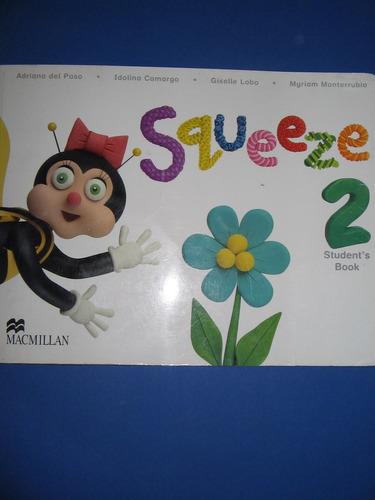 squeeze 2 student's book macmillan $ 610 usado