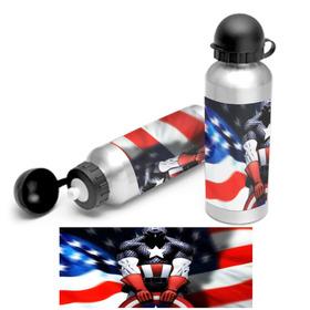 Squeeze De Metal Do Capitão América