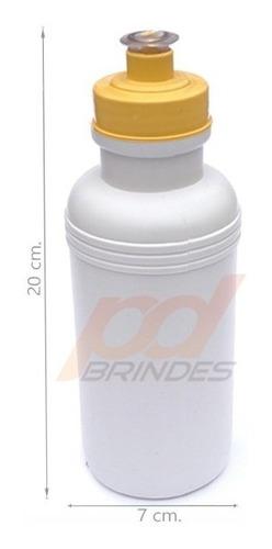 squeezes 500 ml. tampa amarela - 30 unidades