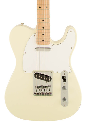 squier affinity series telecaster - arctic white