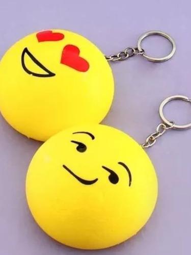 squishy llavero emoji