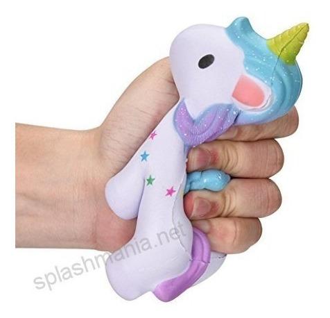 squishy unicornio, kawaii ,relajante