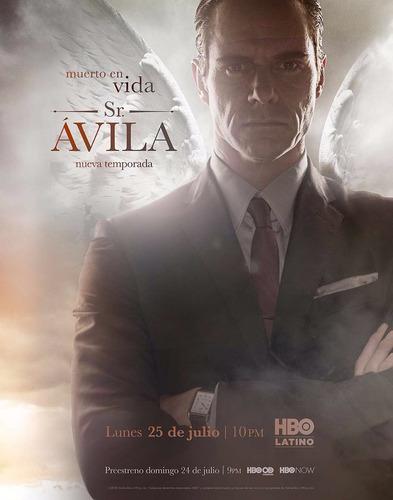 sr. avila tercera temporada en 05 dvd