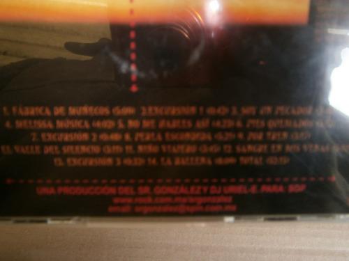 sr. gonzalez la vida es el viaje cd mexico muy raro