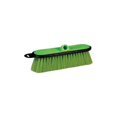 sr. longarm 0404 flow-thru regular cepillo de limpieza de po
