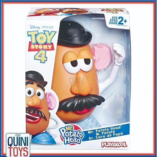 sr & sra cabeça de batata - toy story 4 collection - hasbro