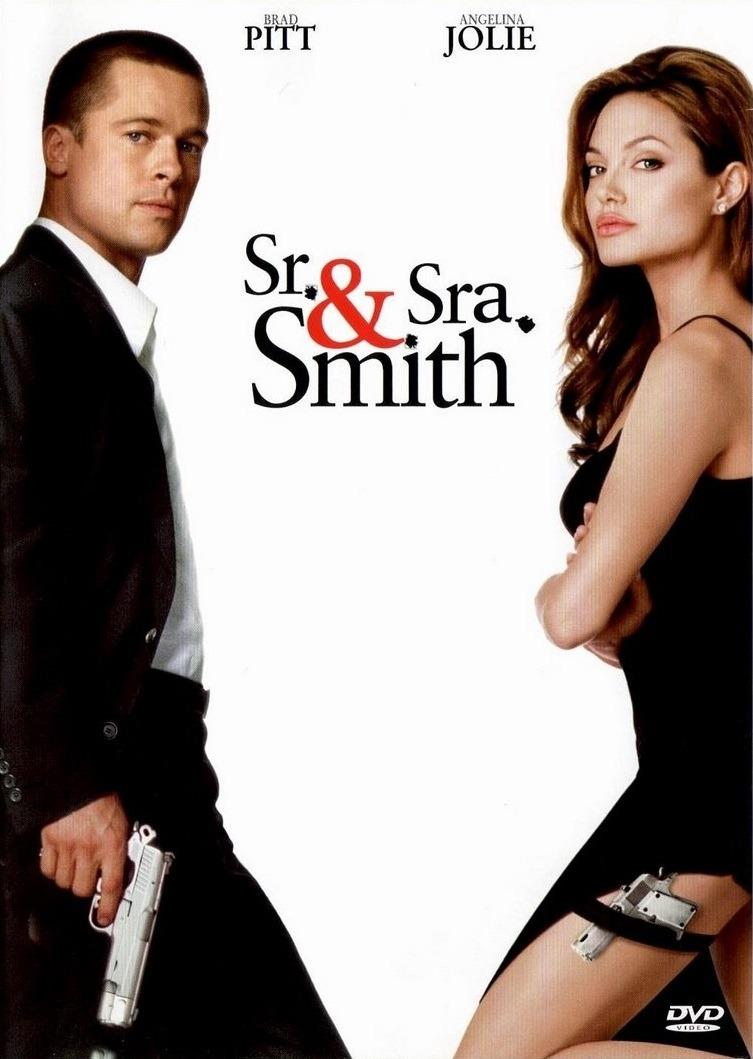 Resultado de imagem para Sr. & Sra. Smith