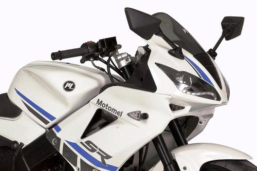 sr200 motomel 0 km deportiva concesionario oficial