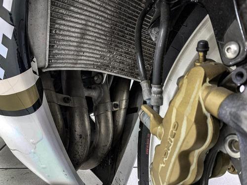 srad 750 ano 2008 aceitamos sua moto usada na troca
