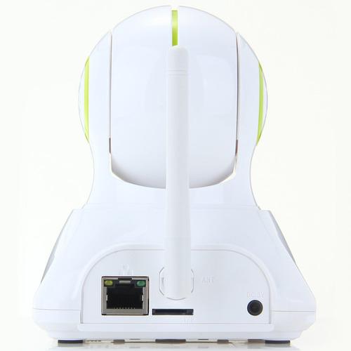 sricam sp006 1mp h.264 pan-tilt cámara ip inalámbrica eu p