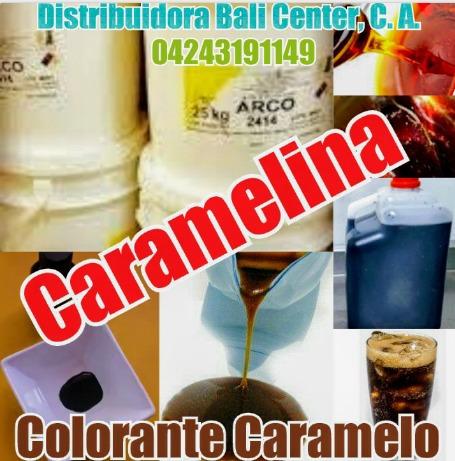 srv pigmento colorante color caramelo alimenticio caramelina