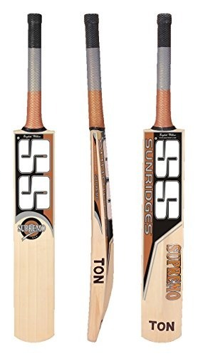 9f6cbceac21 Ss Inglés Willow Cricket Bat- Supremo   Blast (incluye Cubie ...