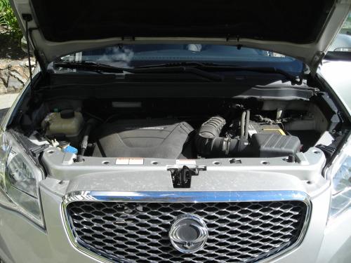 ssang yong korando 2.0 diesel 2012 4x4
