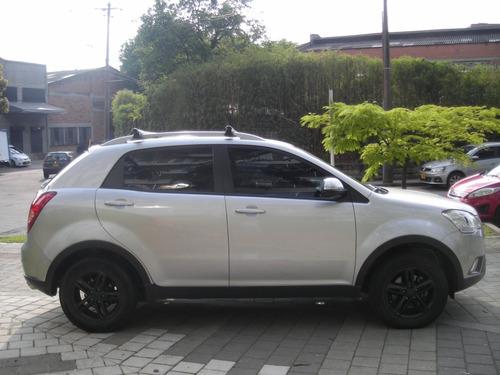 ssang yong korando 2.0 diesel 2013 mecanico 4x2