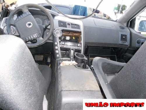 ssang yong kyron 2011 2.0 diesel (reposição de peças)